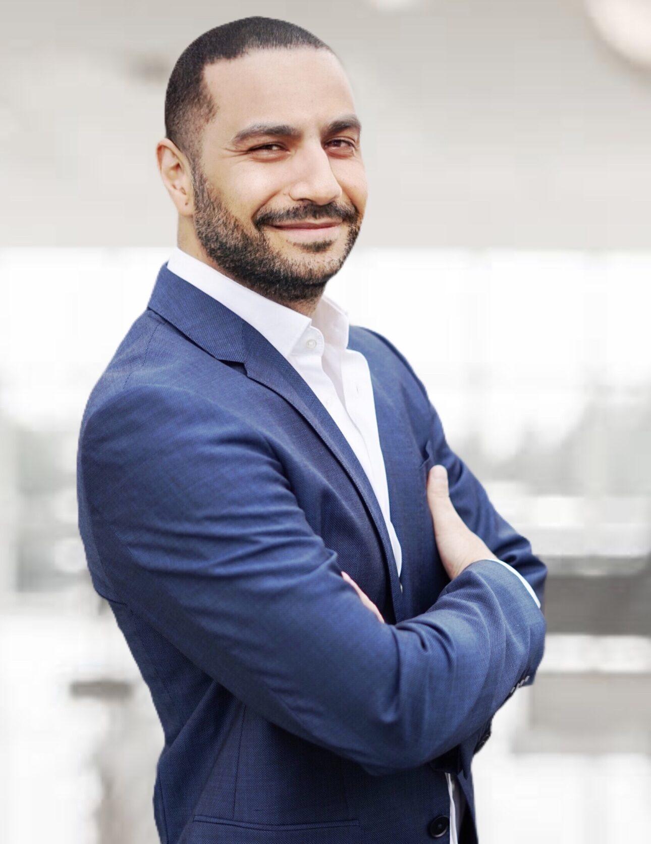 Reza Hafiz Portrait